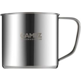 CAMPZ Edelstahlbecher - Tasse 500 ml - gris